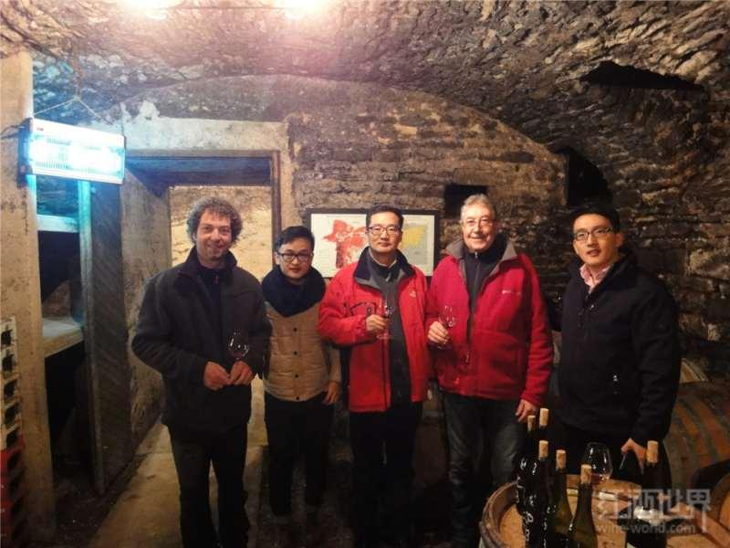 红酒世界勃艮第名庄探访之旅——阿曼-杰夫酒庄