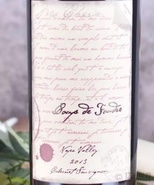 "JS94分赤霞珠,经典""纳帕年"",有故事的蔻德福"