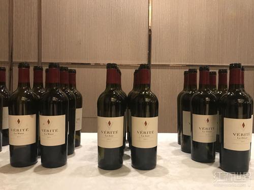 杰克逊家族酒业在香港发布旗下2014年新品