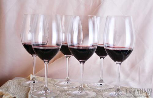 葡萄酒酒杯须知