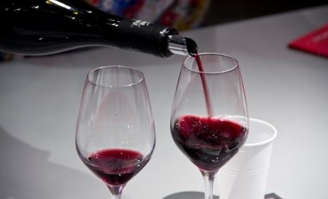中国葡萄酒进口量稳步上涨