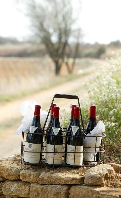 稀雅丝——南法葡萄酒的珍稀艺术品