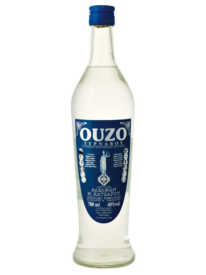 希腊国酒——乌佐酒