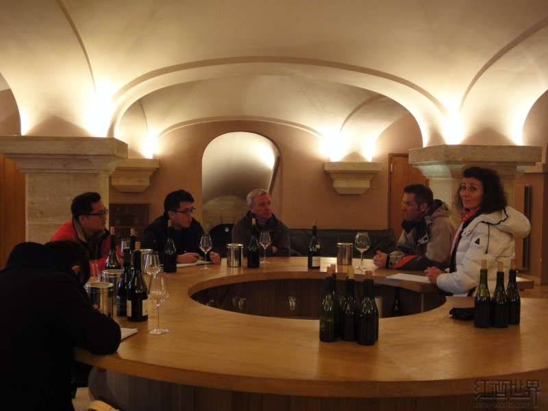 红酒世界勃艮第探访之旅——米歇尔·马尼安酒庄