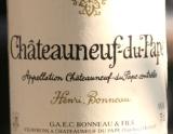 1990年份亨利·博诺酒庄红葡萄酒