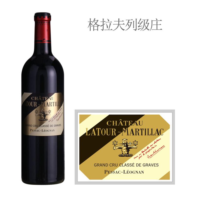 JS93-94分,格拉夫列级庄拉图玛蒂雅克2019期酒发售