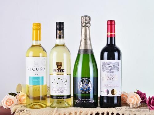 葡萄酒——强大的护肤使者