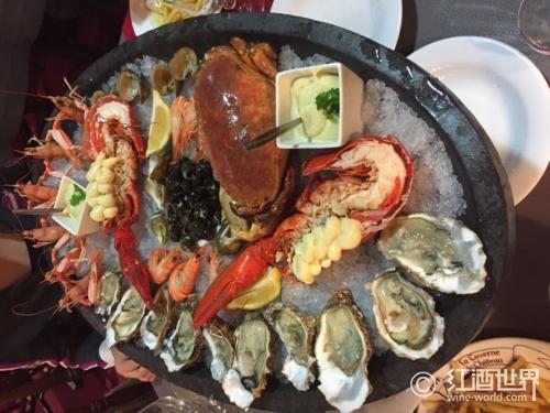 龙虾料理配酒指南