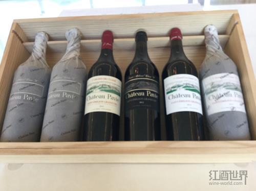 波尔多酒庄:圣埃美隆品酒记录
