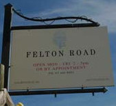 飞腾酒庄Felton Road