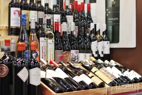 中国上半年葡萄酒进口额和进口量上涨