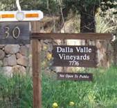 达拉·瓦勒酒庄Dalla Valle Vineyards
