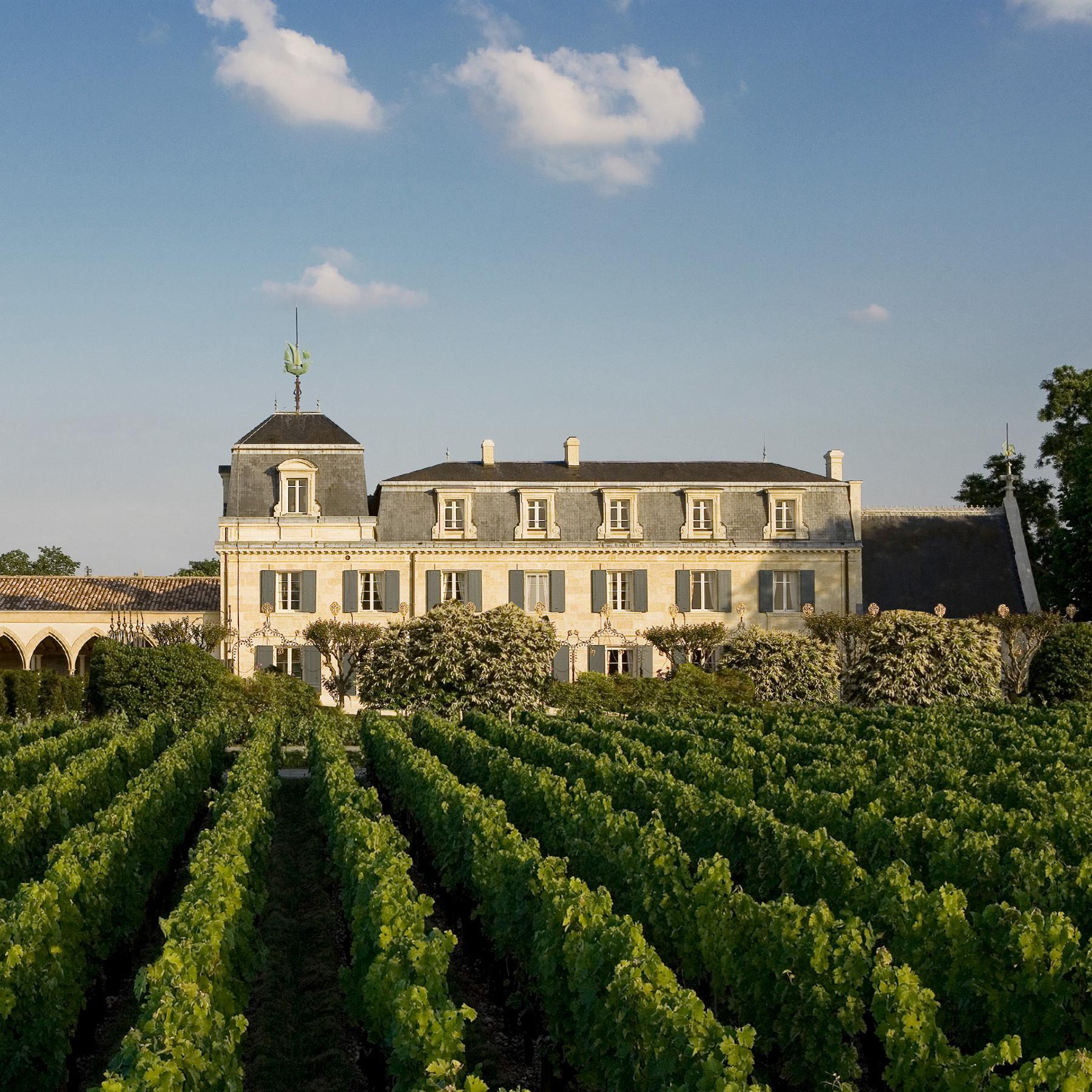 美讯酒庄(Chateau La Mission Haut-Brion)