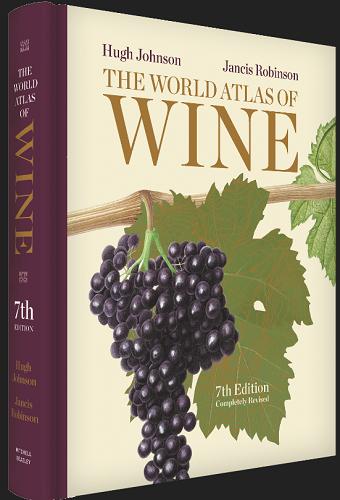 《世界葡萄酒地图》重新修订,中国产区列入书中