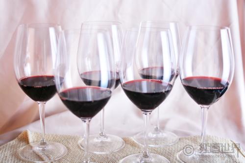 葡萄酒颜色浅析