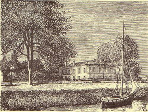波尔多1855列级庄酒庄建筑图(下)
