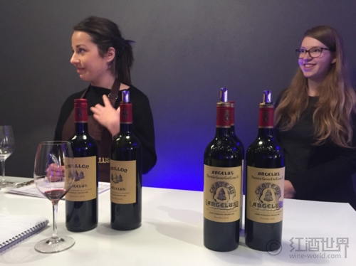 红酒世界2018波尔多期酒品鉴:金钟酒庄