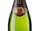 2002年份路易王妃水晶干型香槟