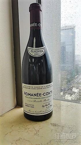 1993年份罗曼尼康帝酒庄(大依瑟索特级园)红葡萄酒