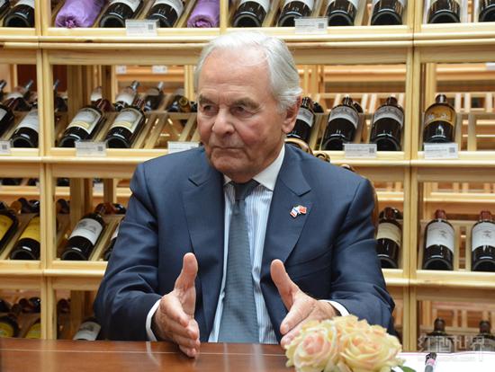 """红酒世界专访贝尔纳·马格雷——""""永不放弃""""的酒业巨擘"""