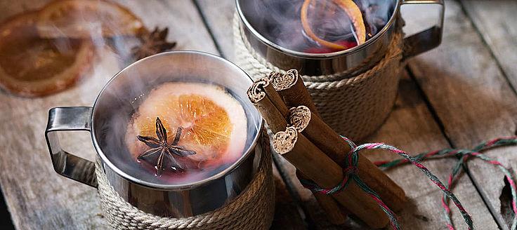 圣诞将至,来杯暖心暖胃的香料热葡萄酒吧!