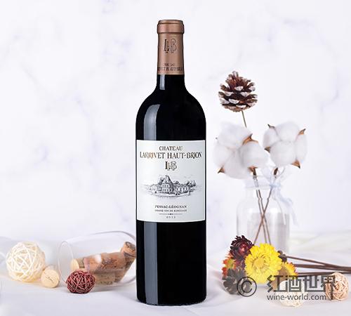 2012年拉里奥比昂,佩萨克-雷奥良的品质酒款
