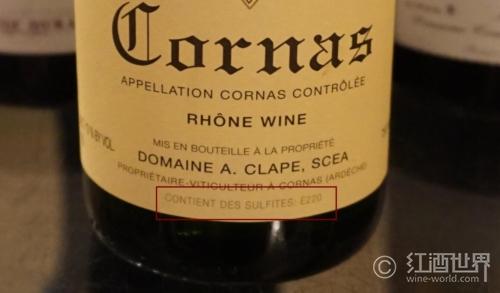 """惨遭误会的葡萄酒""""保镖"""":二氧化硫"""