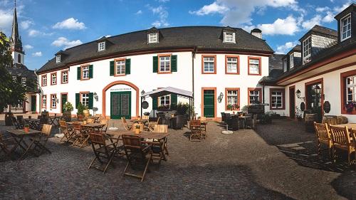 德国百年名庄:莱茵豪森城堡