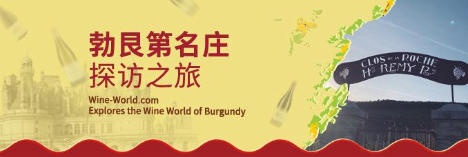 红酒世界勃艮第名庄探访之旅