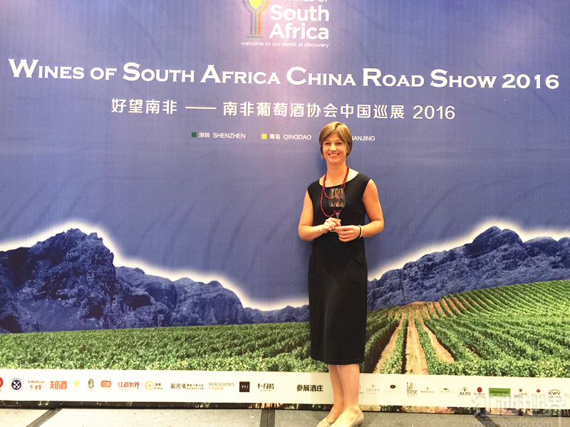 红酒世界专访南非葡萄酒协会亚太区总监
