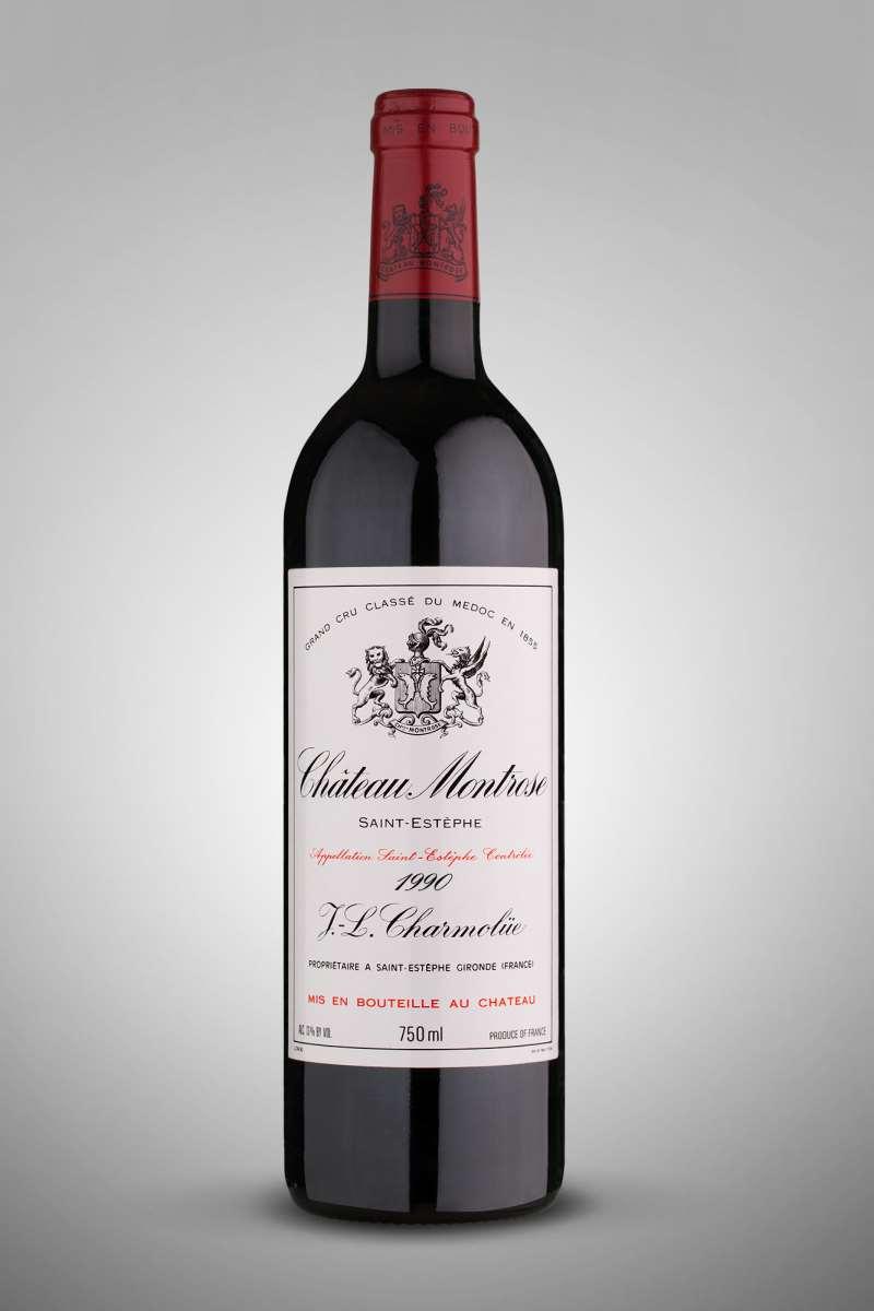 1990年份玫瑰山庄园红葡萄酒