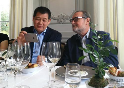 """""""飛行釀酒師""""米歇爾·羅蘭正式擔任紅酒世界首席葡萄酒顧問"""