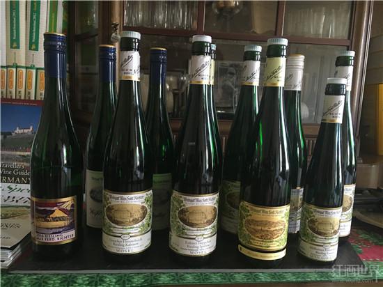 红酒世界德国探访之旅——里希特酒庄