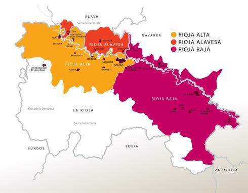 阿根廷葡萄酒地图