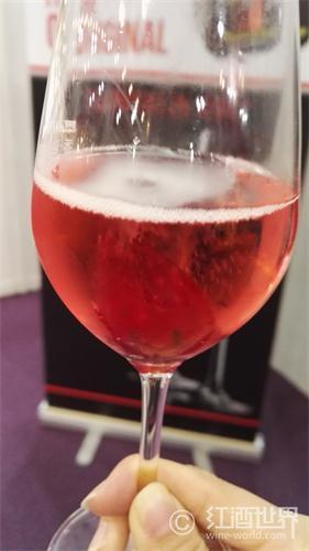 世界三大紅起泡酒
