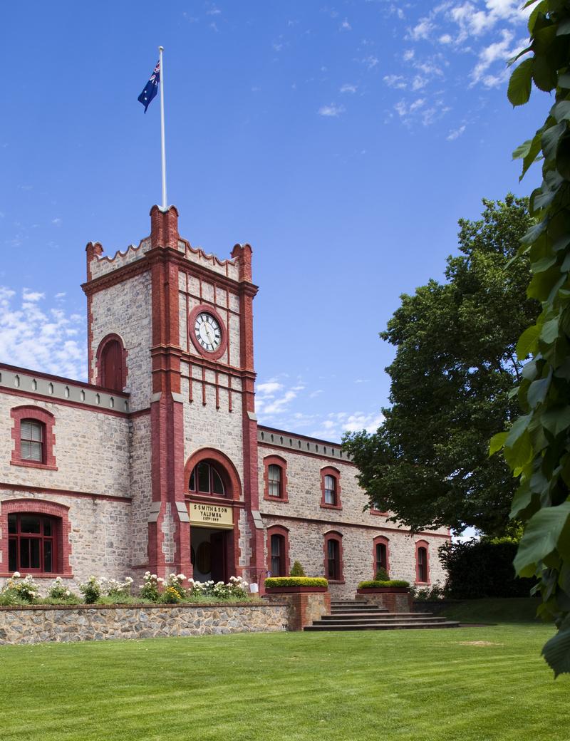 深入南澳产区之三:巴罗萨谷