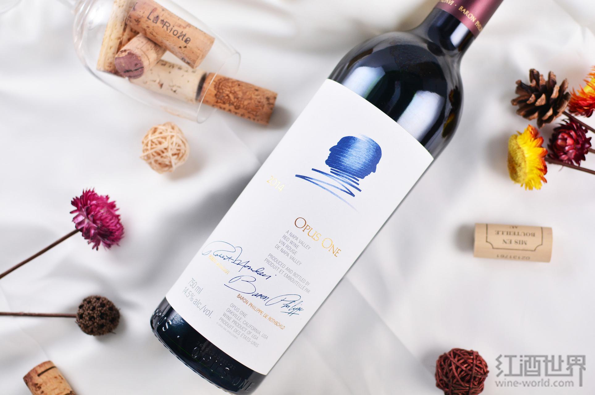 教你读懂美国葡萄酒酒标