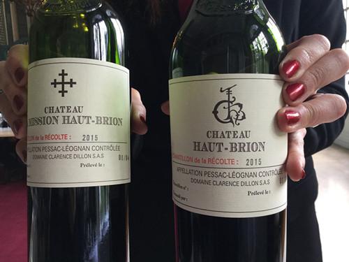 红酒世界品味世纪王者——侯伯王庄园的精彩2015