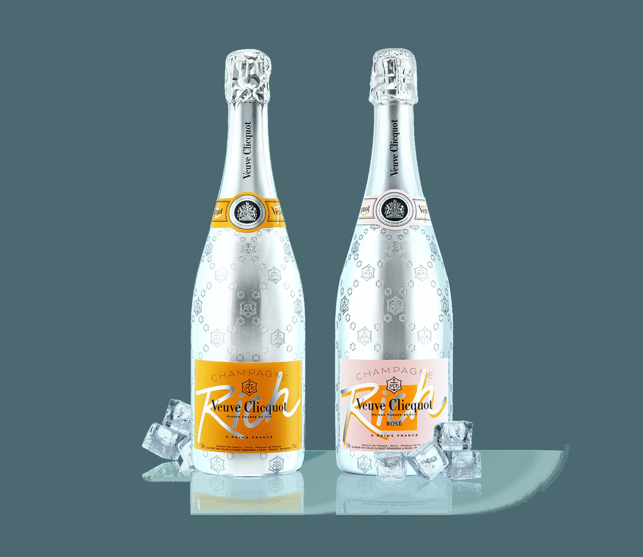 凯歌香槟发布两款新风味香槟