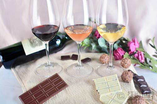 寻找葡萄酒中的巧克力气息