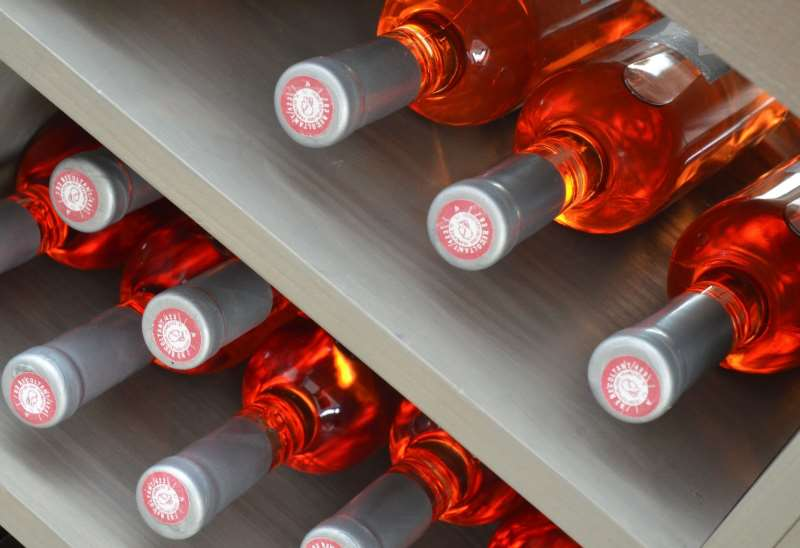 酿造桃红葡萄酒的四种方法