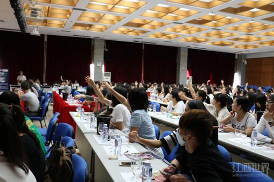 红酒世界与暨南大学旅游学院再续前缘