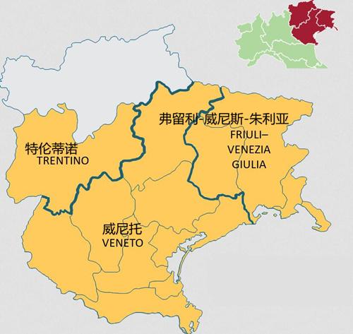 维内兹晋升为意大利第335个法定产区