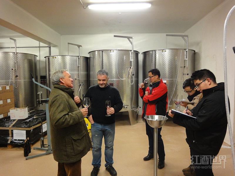 红酒世界走进勃艮第超级新星名庄——罗希诺酒庄