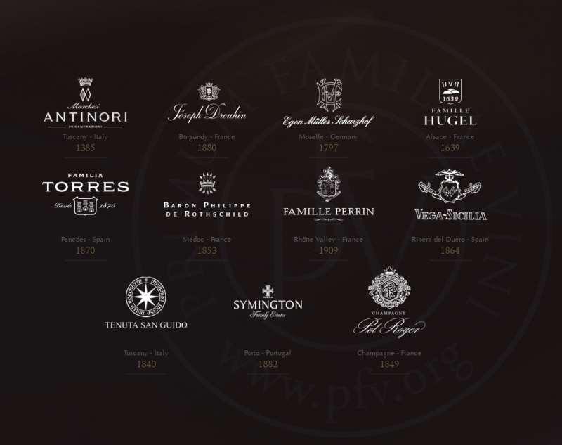 PFV顶级葡萄酒家族联盟详解