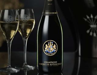 罗斯柴尔德香槟:老派贵族的新奢味道