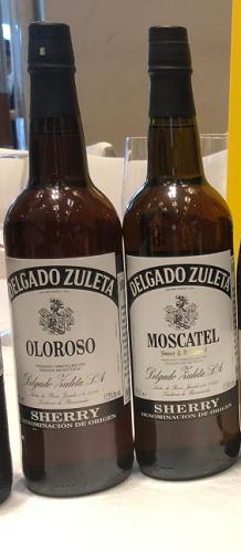 鉴别不同类型的雪利酒:从香气和口感入手