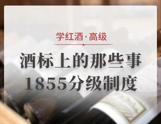 酒标上的那些事——1855分级制度