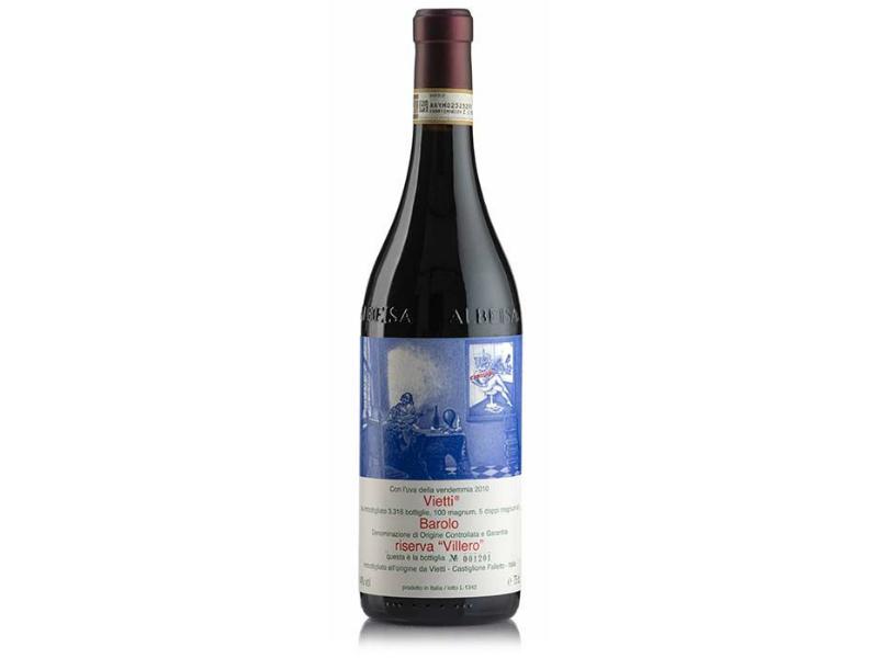 意大利10大奢侈葡萄酒:说贵也不贵