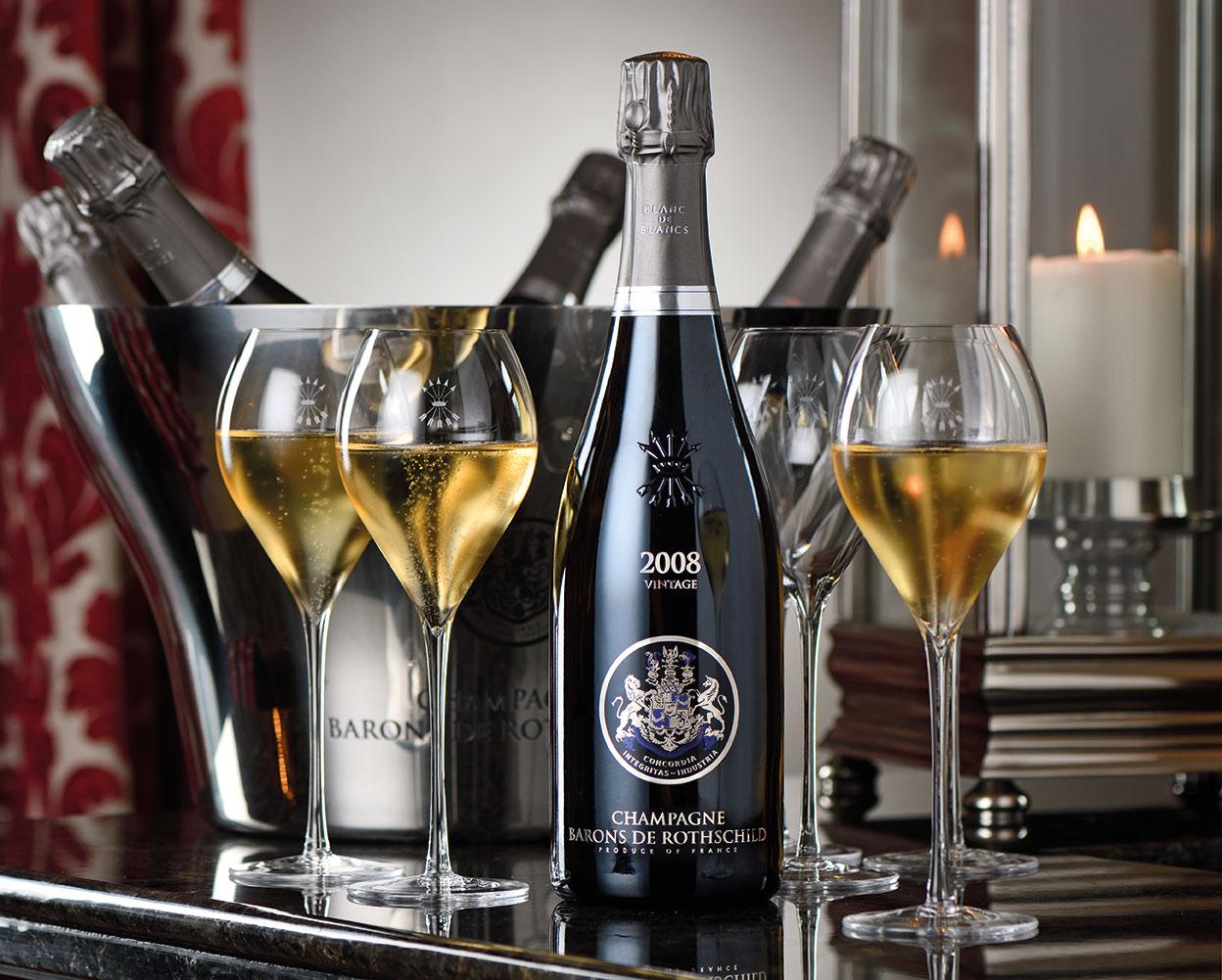 浅谈香槟杯的进化史